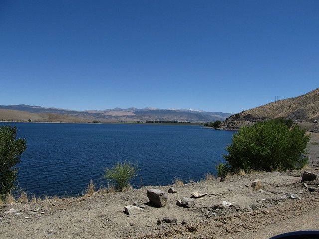 Topaz lake nevada tripomatic for Topaz lake fishing