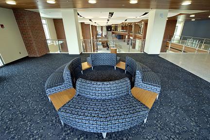 Student Union Interior 12