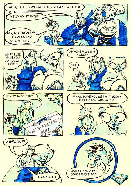 Maam Alien: Page 2/2