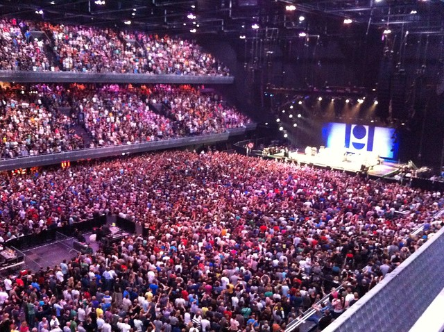 Pearl Jam, Ziggo Dome, Amsterdam, 26/06/12 | Flickr - Photo Sharing!