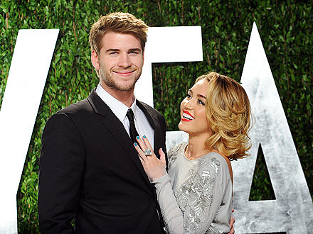 Miley Cyrus and Liam Married Secretly