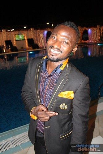 Emmanuel Adebayor launch charity foundation in Ghana