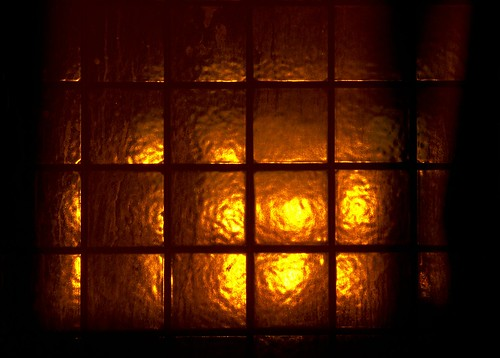 morning light red orange sun abstract reflection art tile grid early waves glow modernism surprise copper rise