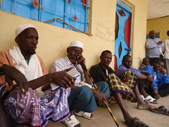 Wadamago Village Community Center and SMS Feedback training in Ainabo District