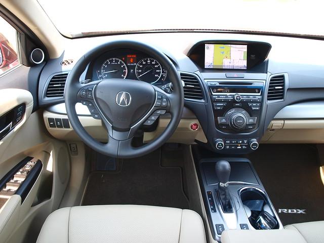 2013 Acura RDX 10
