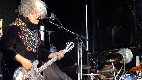 The Melvins at Ottawa Bluesfest 2012