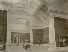 Adelaide Art Gallery - interior