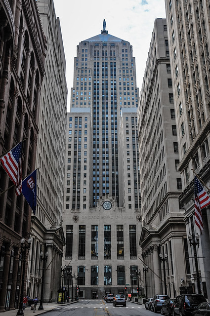 Chicago board of trade options education