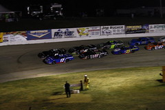 7.1.12 Slinger Nationals - Restart Lap 153