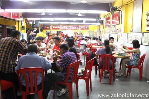 Interior, Restoran Yap Chuan Bak Kut Teh