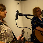 Indigo Girls in Studio A 6/28/2010