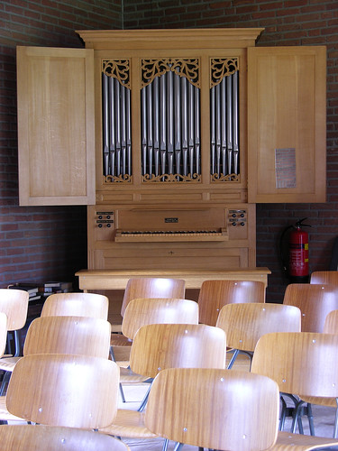 Elsendorp - Reformed Church, organ