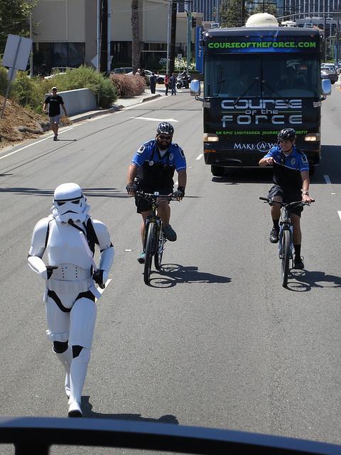 Curso da Força - Evento Star Wars