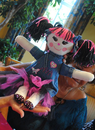 Homemade Doll