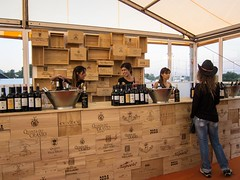 Wine Bar Optimus Alive 2012