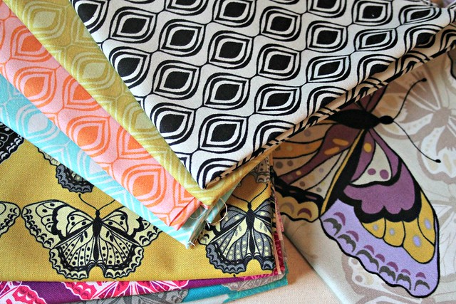 Cocoon Favorites from Sprightly Fabrics