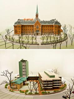 Gothenburg, Masthugget/Slottskogen 1962 / 2012