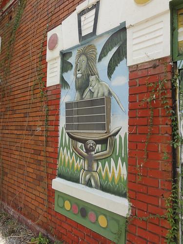 Cephas mural