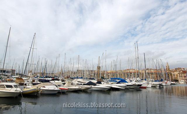 Vieux-Port marseille