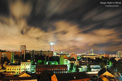 Magic Night in Minsk