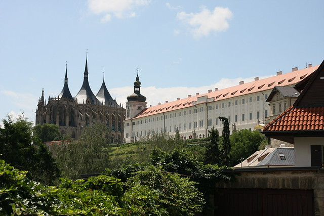 Kutna-Hora. Czech Republic