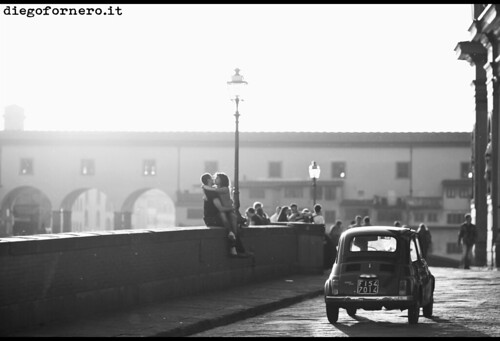 sunset in florence II - BW by destino2003 (diegofornero.it)