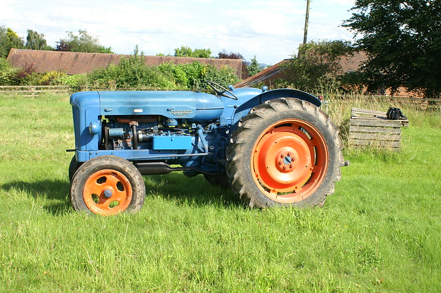 Fordson Dexta Tractor Fenders : The fordson tractor pages forum view topic what lights