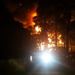 Barn Fire 1