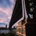 Footings on the Manhattan Bridge