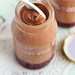 Layered Chocolate Mousse Cups