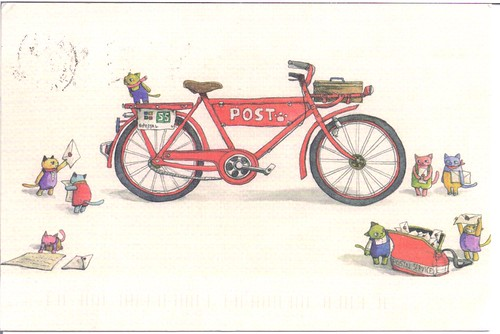 Post Bicycle