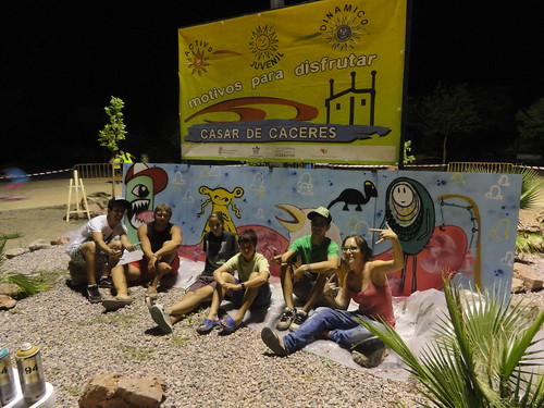 Taller Graffiti // graffiti workshop by gemma_granados