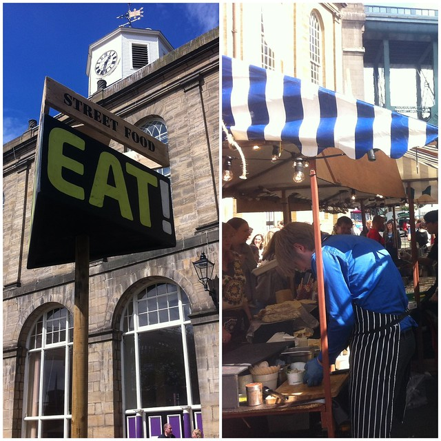 Eat festival newcastle