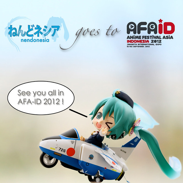 Nendonesia goes to AFAID 2012