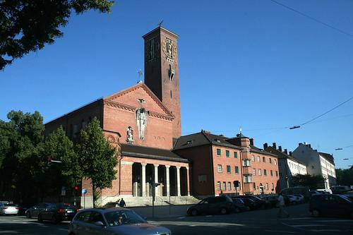 Sankt Gabriel Kirche