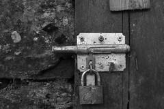 Lock. By Alexandre Dulaunoy