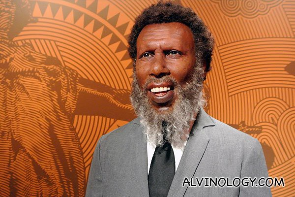 "Australian-Aboriginal land rights activist, Eddie Koiki Mabo, known for his role in campaigning for Indigenous land rights and for his role in a landmark decision of the High Court of Australia which overturned the legal doctrine of terra nullius (""land belonging to nothing, no one"") which characterised Australian law with regards to land and title"