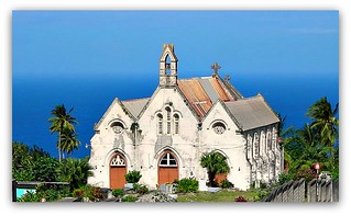 St Joseph Parish Church-(Anglican)Barbados