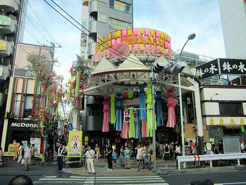 Tanabata Matsuri Asagaya