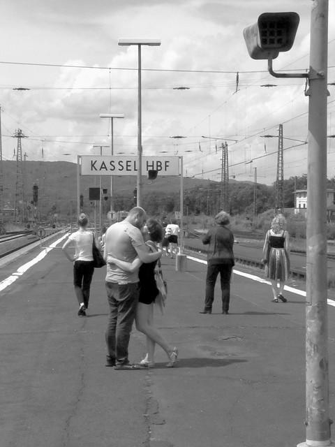 Klänge auf Gleis