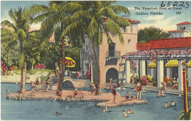The venetian pool at coral gables florida file name 06 for Pool show coral gables