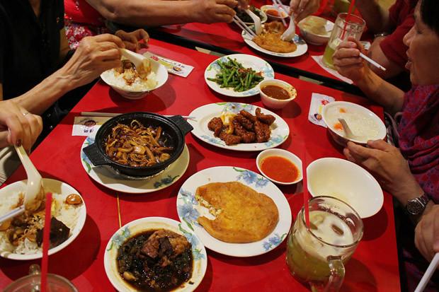 Gu Zao Ren - Taiwan Porridge Meal