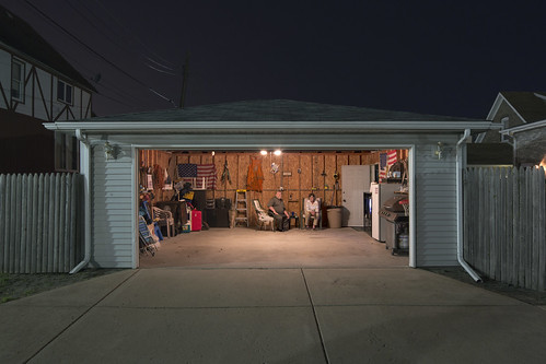 In Their Garage