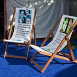 Guardian chairs | The lovely and very popular Guardian deck chairs