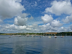 View from Prince of Wales Pier, Falmouth by Tim Green aka atoach