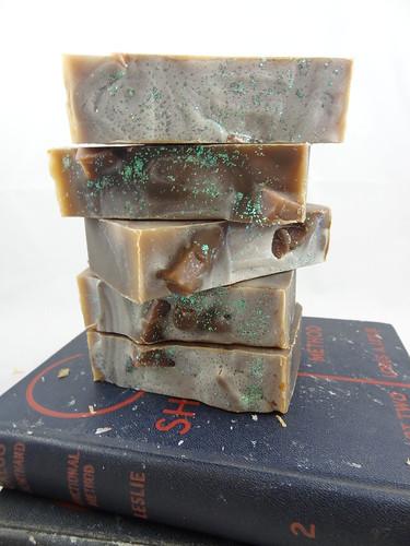 Chai Latte Soap July 2012 (2)