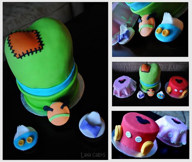 Cake Decorating Disney Characters : photo