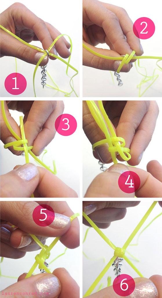 DIY: Lanyard Bracelet