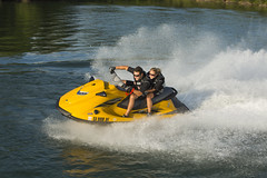 tubing(0.0), motorsport(0.0), raft(0.0), rafting(0.0), vehicle(1.0), sports(1.0), recreation(1.0), outdoor recreation(1.0), boating(1.0), extreme sport(1.0), water sport(1.0), jet ski(1.0), personal water craft(1.0), watercraft(1.0), boat(1.0),