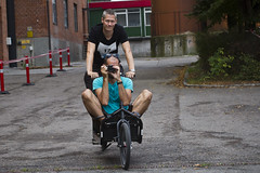Svajerløb 2012 - Lasse and Steve